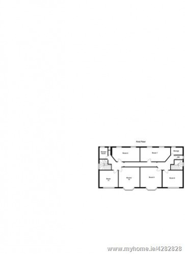 Floorplan for 122a Cromwellsfort Road and 2 Cherry Grove Road, Walkinstown, Dublin 12