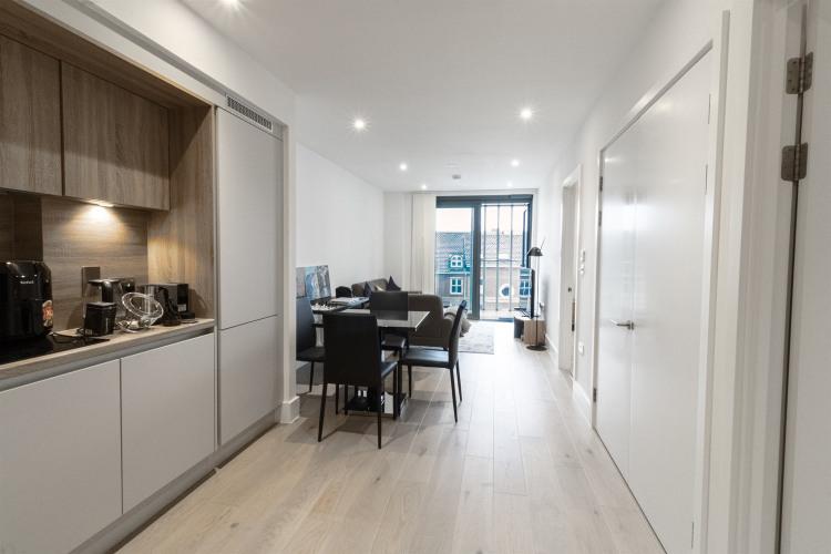 Floorplan for Apt 408 Verto Building, 120 Kings Road, Reading, RG1 3FR