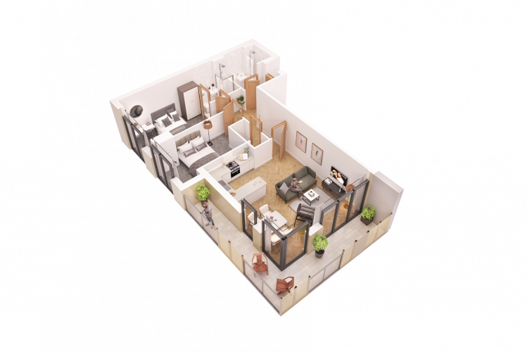 Floorplan for Gillingham Gate Road, ME4